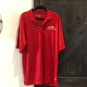 Callaway Golf shirt with Southwest Airlines on it